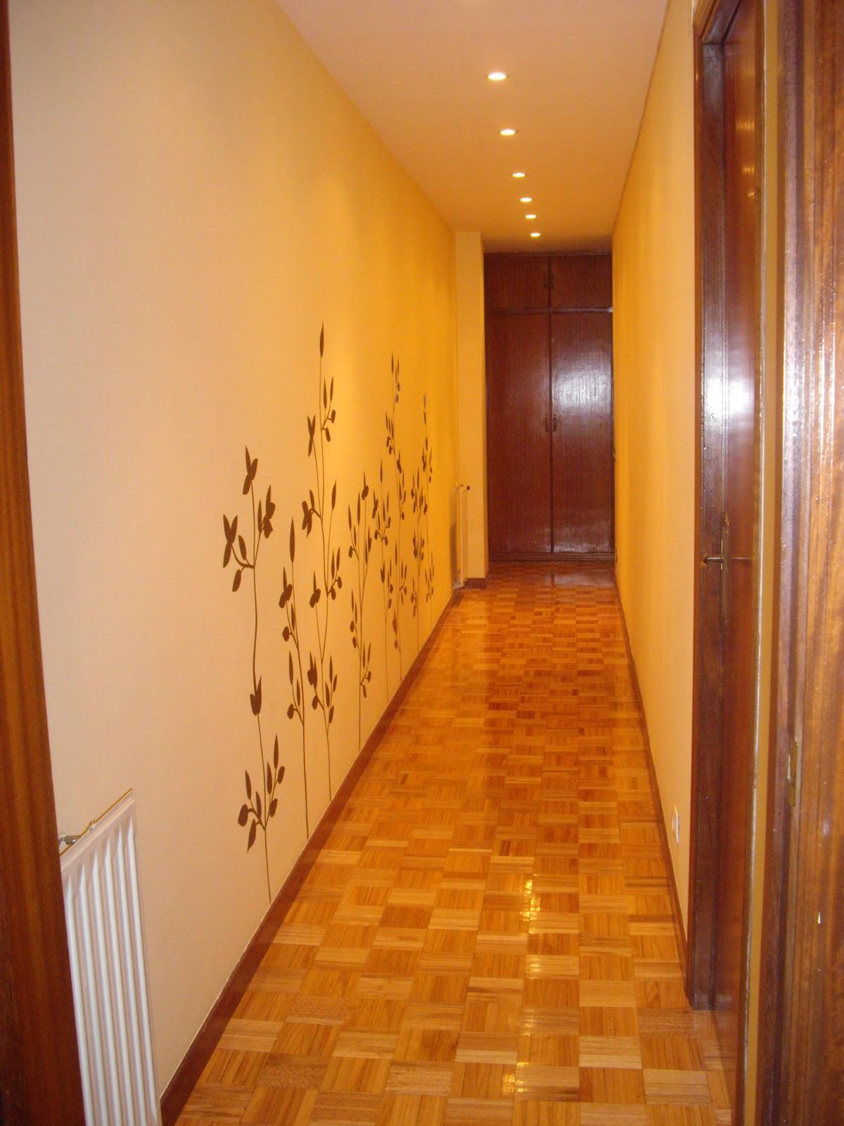 Gama de colores para pintar paredes de pasillos un pasillo - Gama de colores para pintar paredes de pasillos ...
