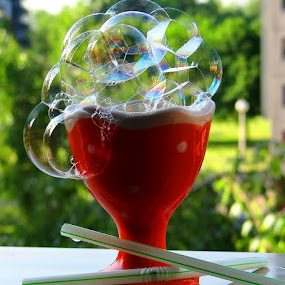 sculpture 2 by Dubravka Bednaršek - Artistic Objects Still Life ( bubbles,  )