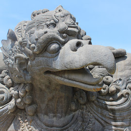 Garuda by Vince Tan - Buildings & Architecture Statues & Monuments