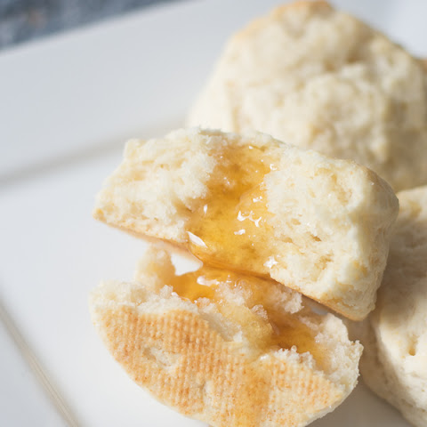 Buttery Baking Powder Biscuits