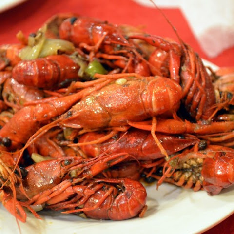 7 Minute Boiled Crawfish