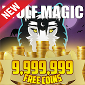 Game Slot: Wolf Magic Infinity Dozer Slots Machines APK for Kindle