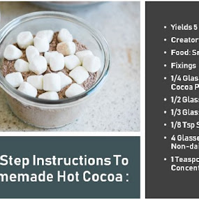 How to make chocolate by Sara Smith - Digital Art Things