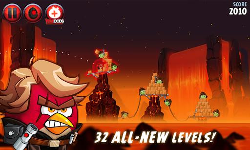 Angry Birds Star Wars II Free screenshot 5