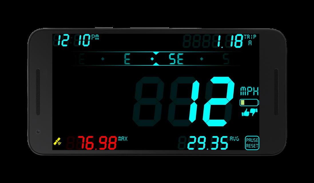 DigiHUD Speedometer screenshots