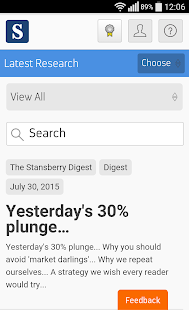 Stansberry Research - screenshot