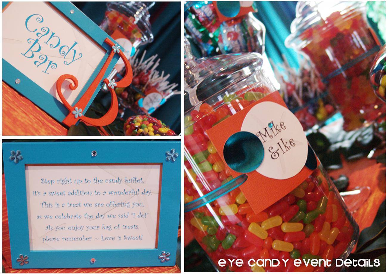 Fiesta Wedding Reception {Eye
