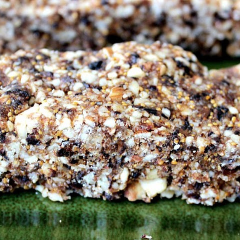 2 Ingredient Gluten-free, Dairy-free Energy Bars