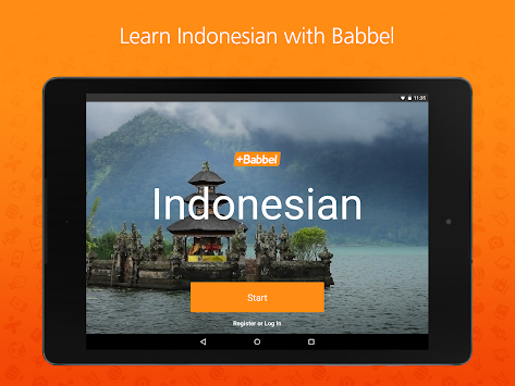 Learn Indonesian With Babbel APK screenshot thumbnail 6