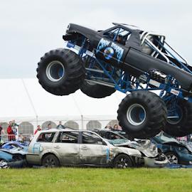 Monster Truck by Neil Wilson - Transportation Other