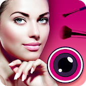 Download Pretty Camera-Selfie Filter Make Up Photo Editor APK on PC