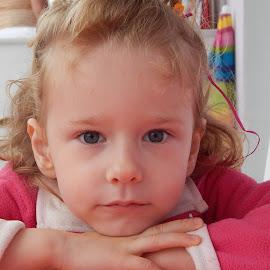 Günte by Viktor Kesler - Babies & Children Child Portraits