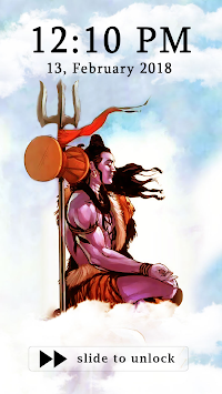 Lord Shiva HD Live Wallpaper 2017 : Mahakal Status APK screenshot thumbnail 15