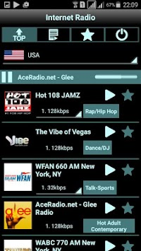 Radio Online APK screenshot thumbnail 1
