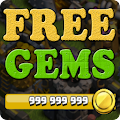App Gems For Coc:Free Gems : Tips APK for Kindle