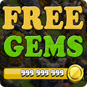 Gems For Coc:Free Gems : Tips
