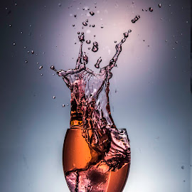by Jorge Pacheco - Abstract Water Drops & Splashes