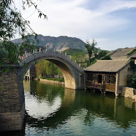 pont chinois by Nathalie Coget - Buildings & Architecture Bridges & Suspended Structures