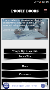 Free Intraday Trading Tips 2017 APK for Kindle Fire