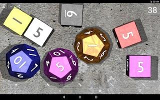 Screenshot of DnDice