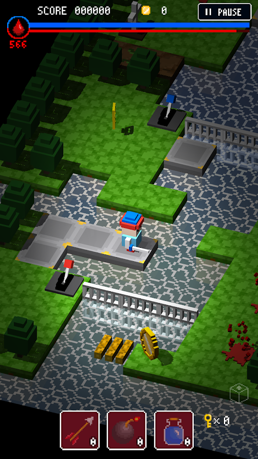 BLOCKQUEST Screenshot 4