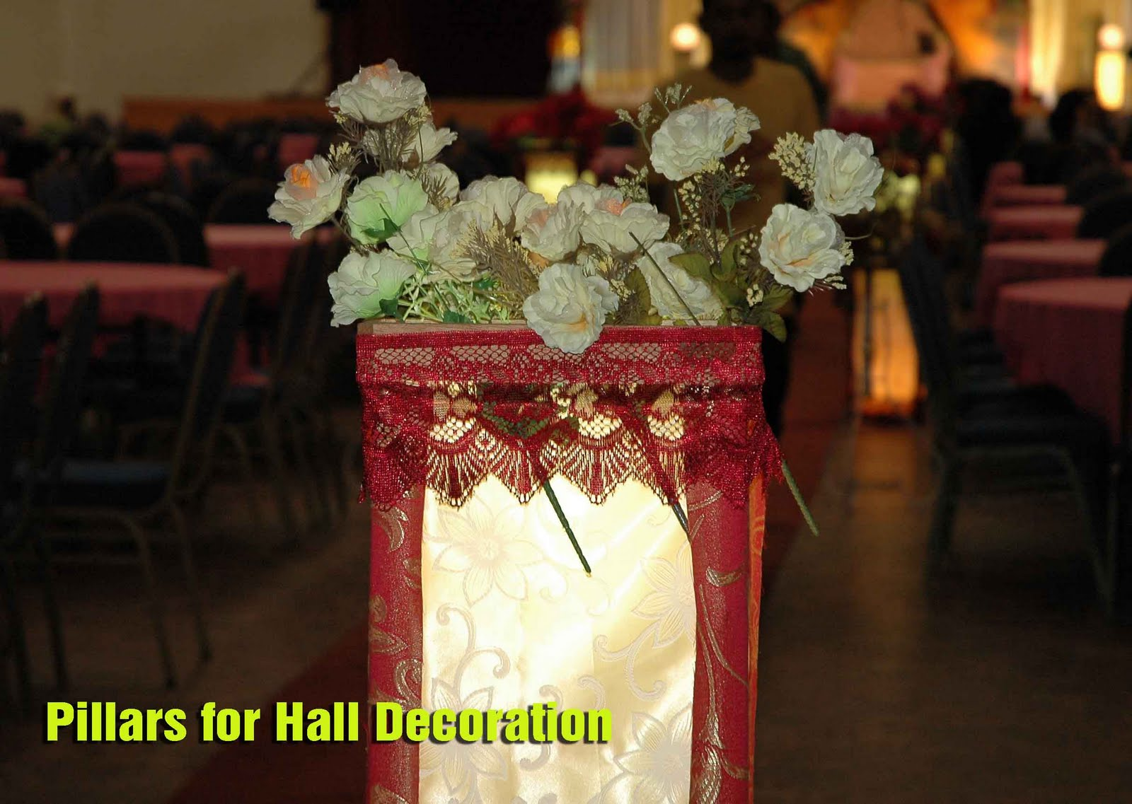 From the Elegant Wedding Cakes indian wedding stages decoration photos
