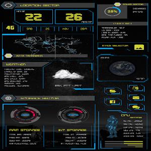 New Rainbow. V2 KLWP theme For PC / Windows 7/8/10 / Mac – Free Download