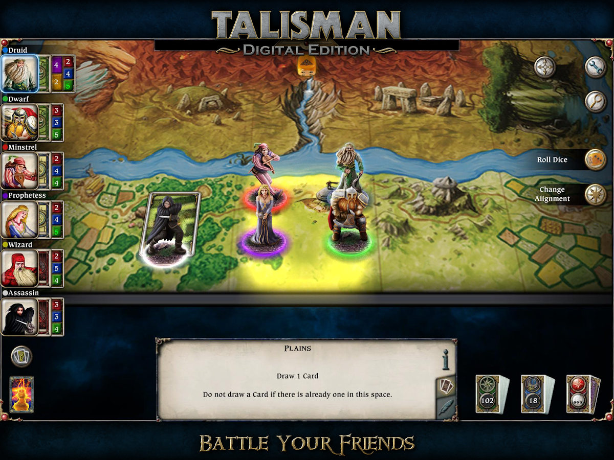 Talisman Screenshot 13
