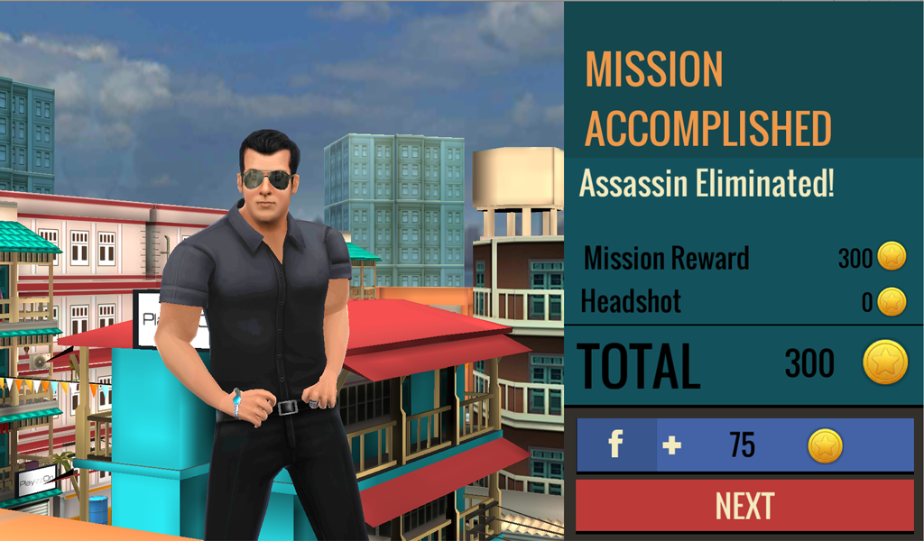 Being SalMan:The Official Game Screenshot 14