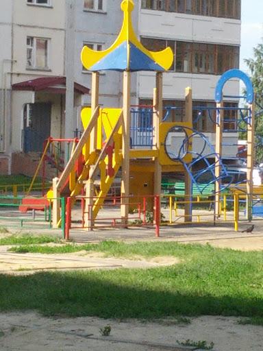 Детская Площадка Сущ. 4