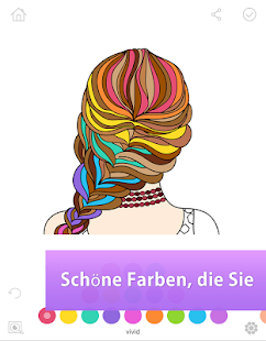 ColorFil-Erwachsene Malbuch Screenshot