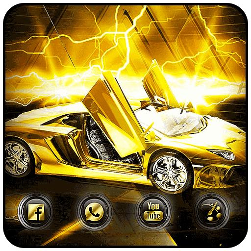 Golden Sports Car (app)