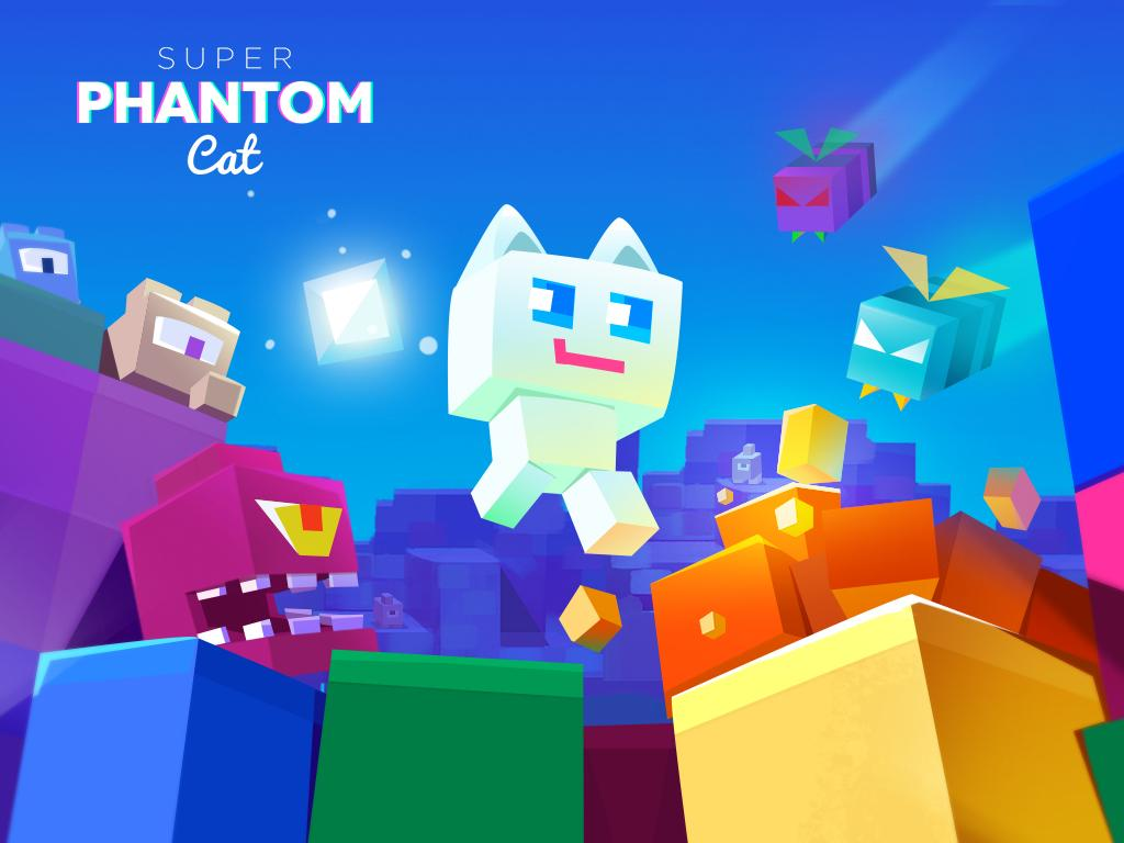 Super Phantom Cat Screenshot 11
