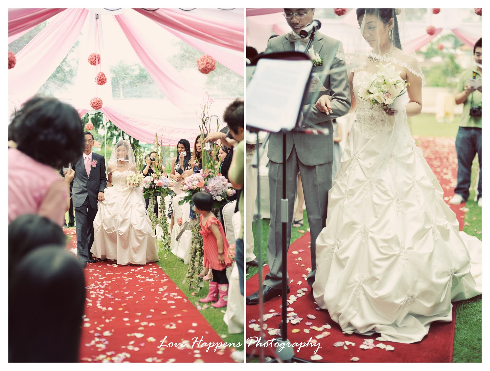 Yen Ching Garden Wedding