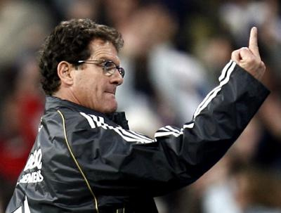 Capello Bridges the gap