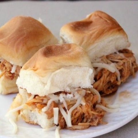 CROCK POT BBQ CHICKEN - How to make Shredded Chicken Sandwiches