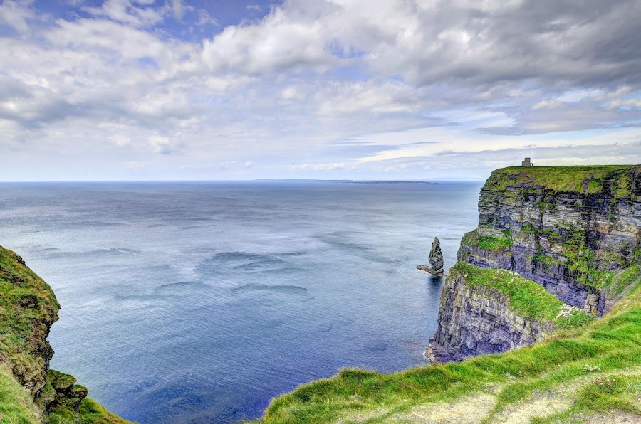 Cliffs of Moher, Ireland  by Adriana Yampey - Landscapes Travel