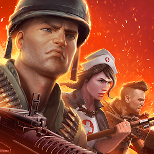 World War Rising Released on Android - PC / Windows & MAC