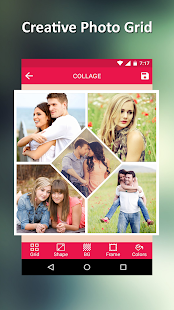 Photo Collage Editor - screenshot