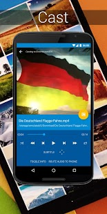LocalCast für Chromecast Screenshot
