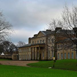 heaton  hall by Gordon Simpson - Buildings & Architecture Public & Historical