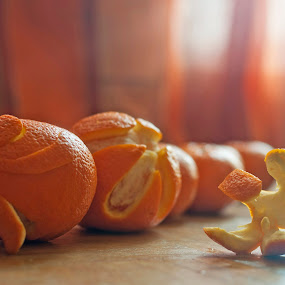 Want my orange juice? by Pranav Babu - Artistic Objects Other Objects