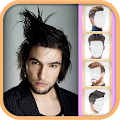 App Men's Hairstyles - Makeup Hair APK for Windows Phone