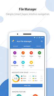 Ace File Manager (Explorer & Transfer) for pc