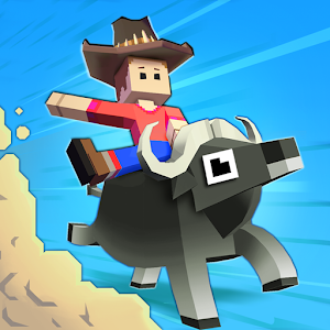 Rodeo Stampede: Sky Zoo Safari New App on Andriod - Use on PC
