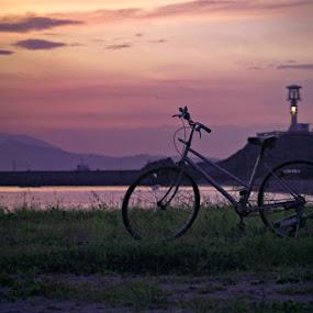 Bike by Mark Louie Meru - Artistic Objects Other Objects