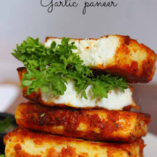 Chili Garlic Paneer Recipes