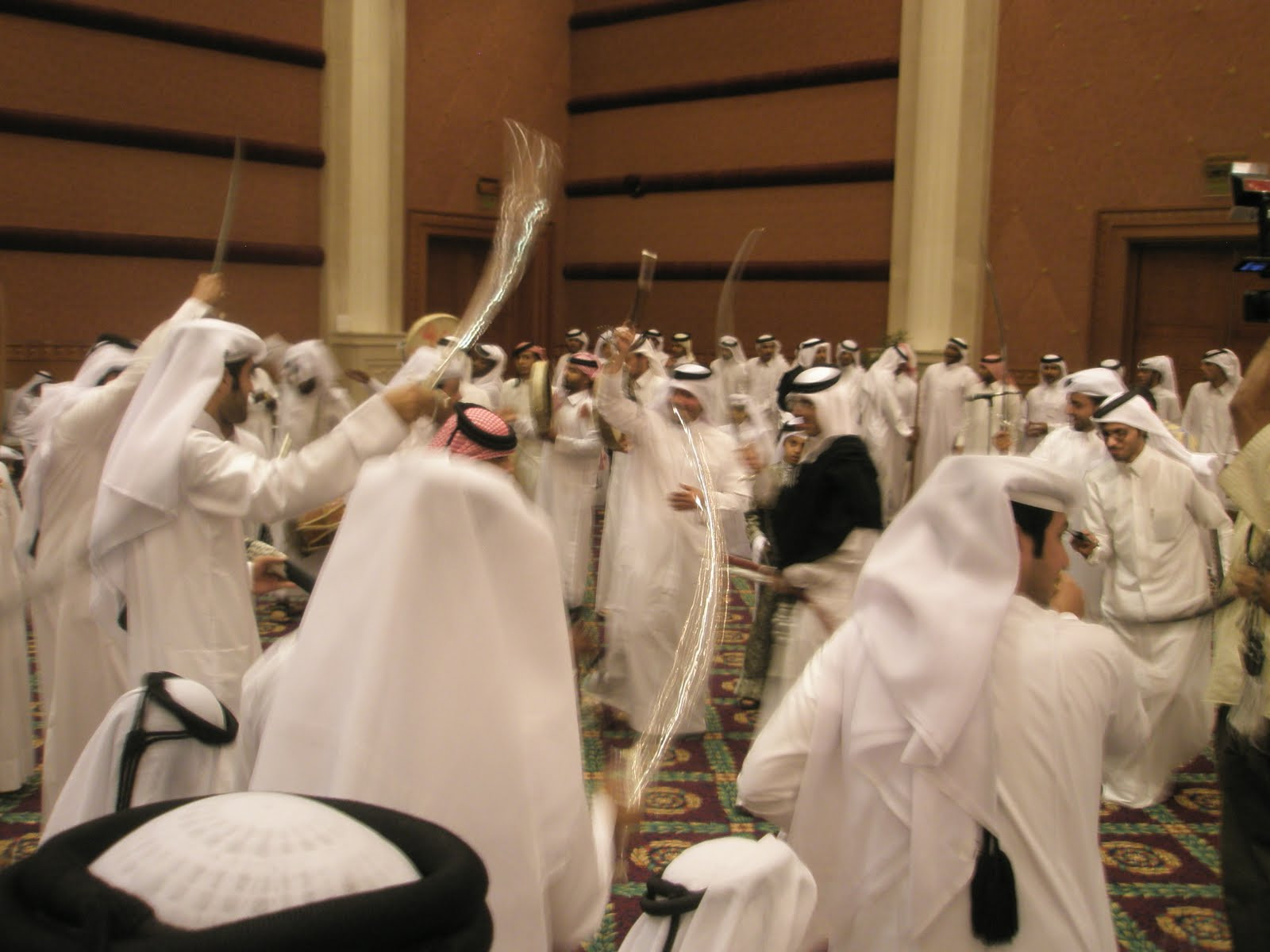 Qatari Wedding (Arab Wedding)
