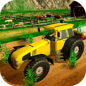 Tractor Farming 2018 the best app – Try on PC Now