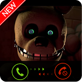 Call from five nights Simulation APK for Bluestacks